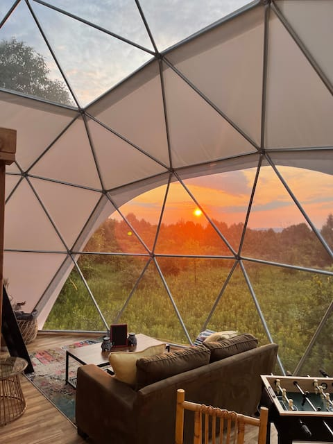 La Luna Dome - Only 1 hour from Toronto
