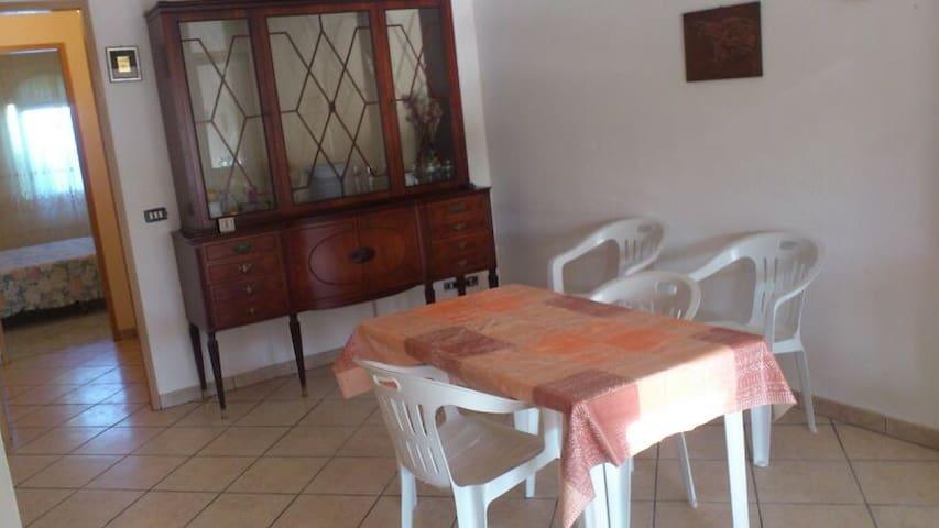 Vacanze low cost Sicilia Ovest Triscina Selinunte - Selinunte - Huoneisto
