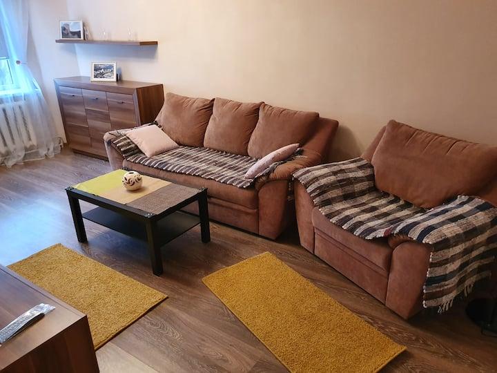 Уютная по-домашнему квартира 4