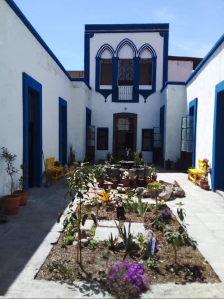 RARE FIND! Historic 1700s Villa in Puebla.