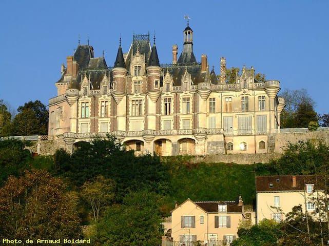 Nice, welcoming place between Loir and Loire