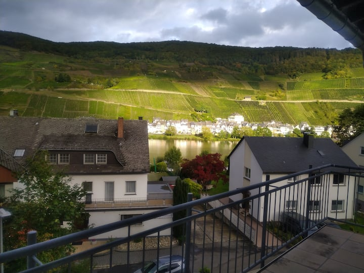 Moselle vacation with home feeling