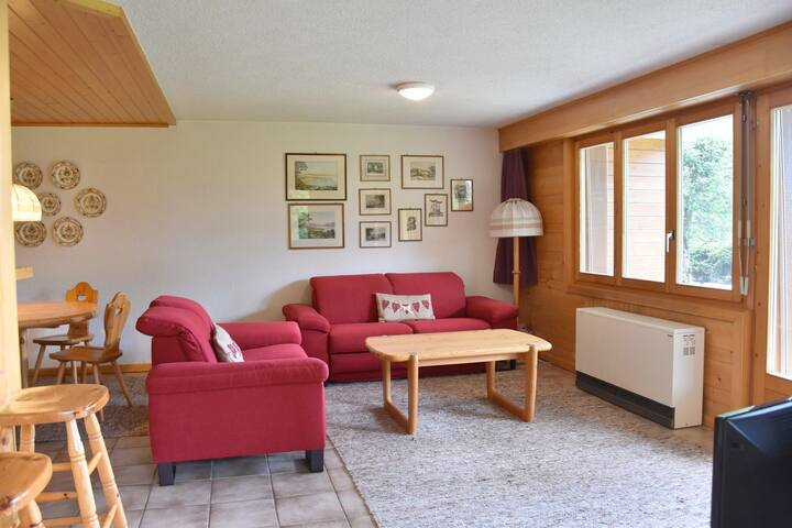 Botzatei 001, (Verbier), Apartment 3 rooms