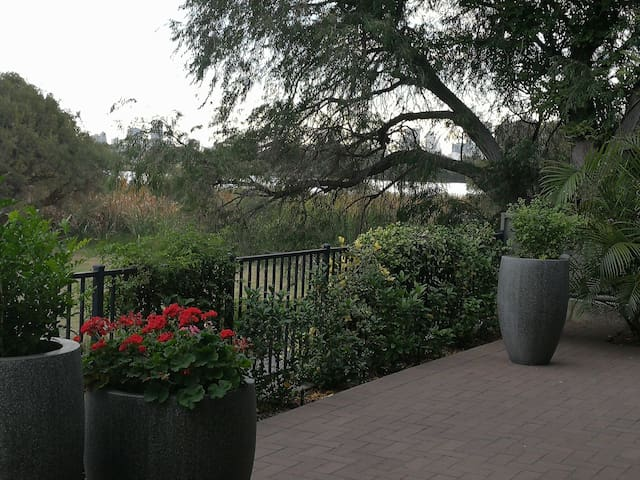 Riverside by the Swan River - Perth - Maylands - Apartment