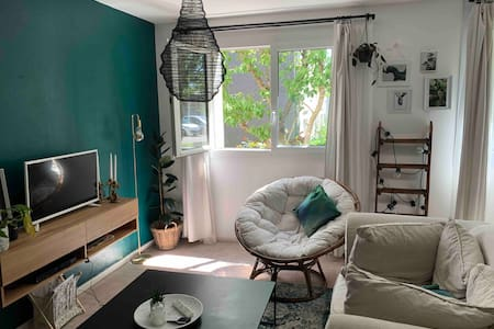 Appartement cosy extra centre Nantes