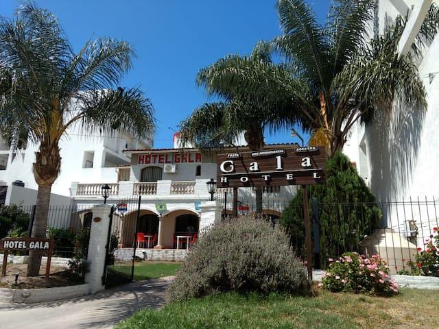 Disfruta de Villa Carlos Paz en Hotel Gala