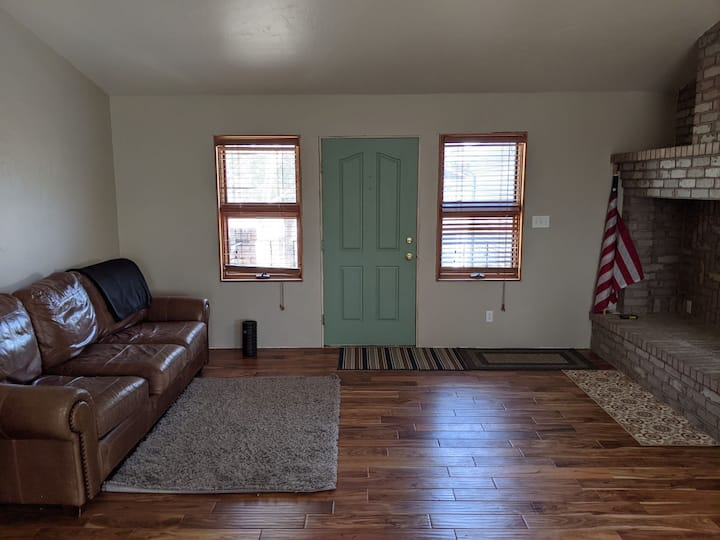 Remodeled cozy home with a beautiful mature yard