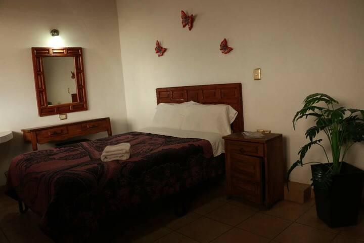 Hotel Casa Rústica Oaxaca (hab 4)