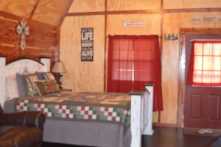Rocky Top Winery Cabin #2