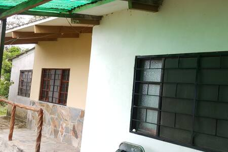 Cabaña de campo, Coroico - La Paz - Bolivia