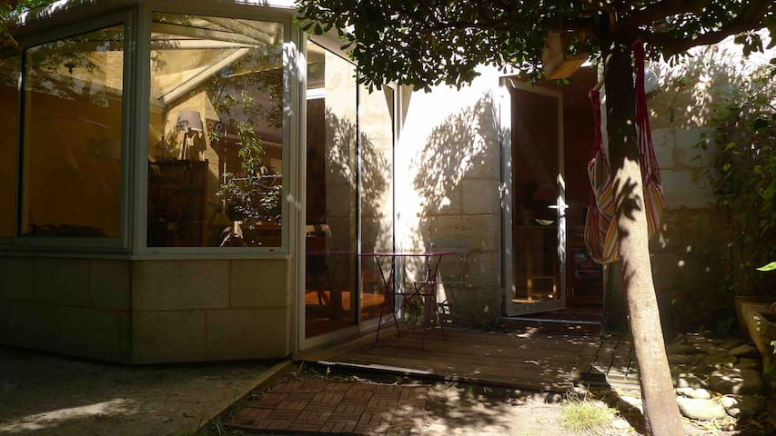 Charmante petite Maison en plein coeur de Bordeaux - Bordeaux - Huis