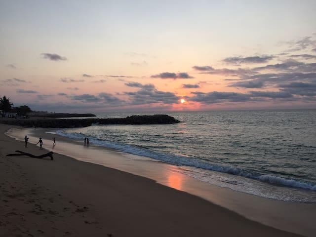 Deslumbrante vista para o mar! - Luanda - Bed & Breakfast