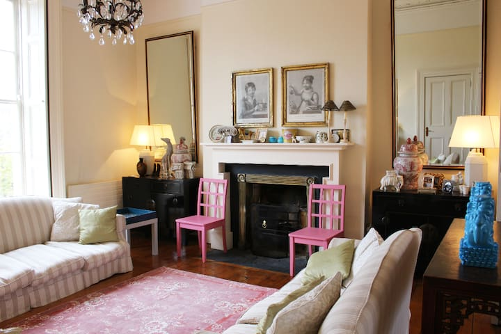 Your home in Dublin - Ballsbridge, Dublin★★★★★