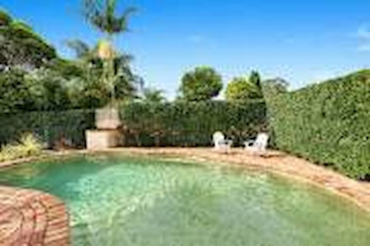 Family home with pool child friendly