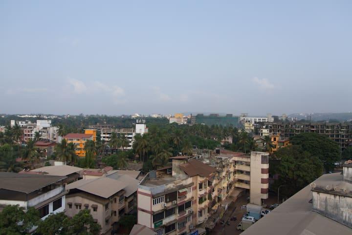 Sea View Apartment in Panjim with vehicle - North Goa - Apartmen
