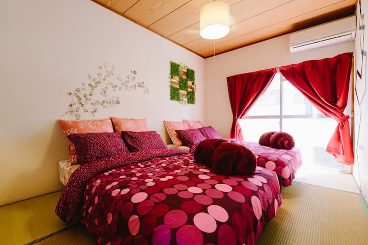 COCO House Star 7minutes from hakata station