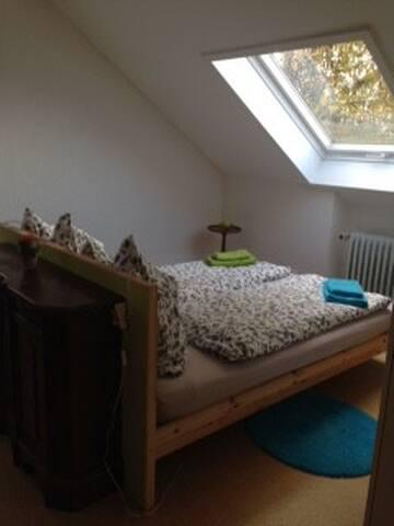 Helle Wohnung in Gröbenzell bei München - Gröbenzell - Casa