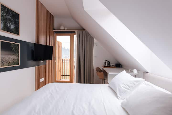 Boutique Hotel Majerca - Deluxe suite with sauna