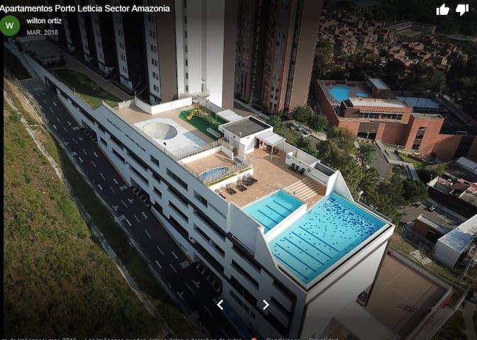Moderno y acogedor Apartamento  la mejor ubicación