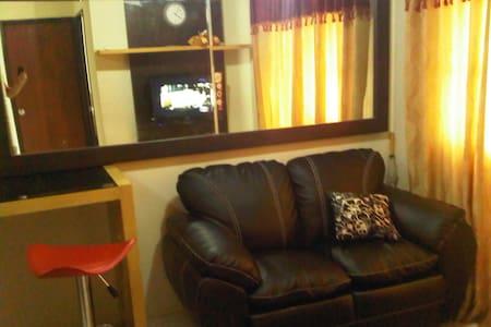 cozy apartment - Pasar Minggu - Lakás