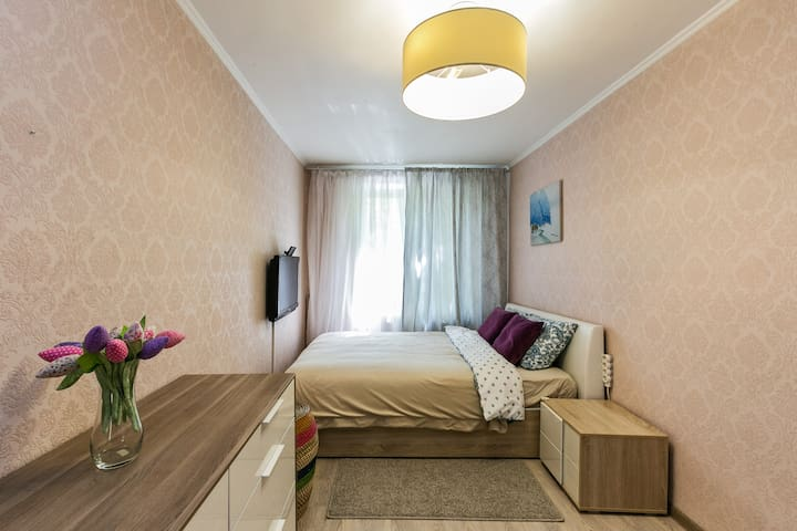 Apartments for 4-6 on VDNH