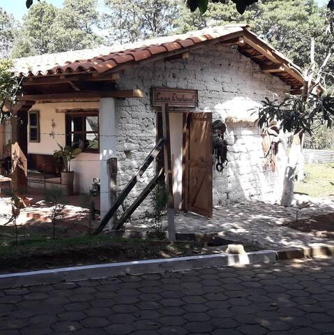 Casa Chulumal, el mejor ambiente de campo.