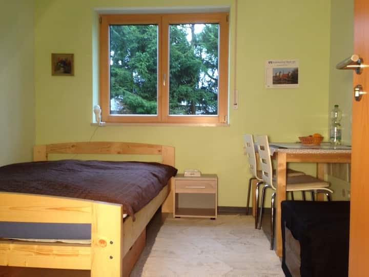 Traumhaft ruhiges Gästezimmer