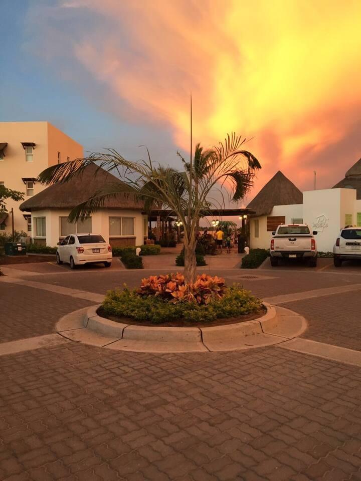 Casa de playa Punta Esmeralda altata
