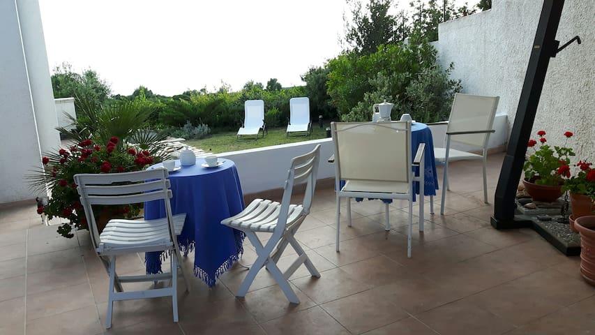 Depandance Belvedere - buganville - Taranto - Apartamento