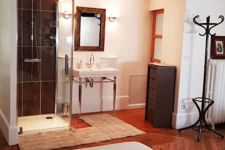 Charming room (27m2) in the heart of old Valence