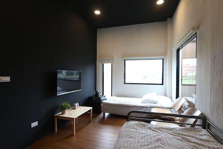 田園風光 大單人房(可加床) Suite for 1+1 guests