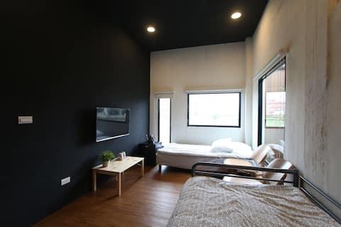 Люкс для 1+1 гостей