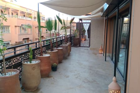 Heart location in Marrakech - Marrakech - Huoneisto