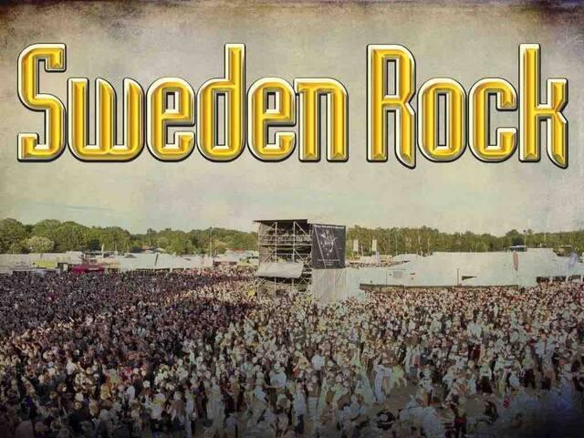 Villa Sweden Rock