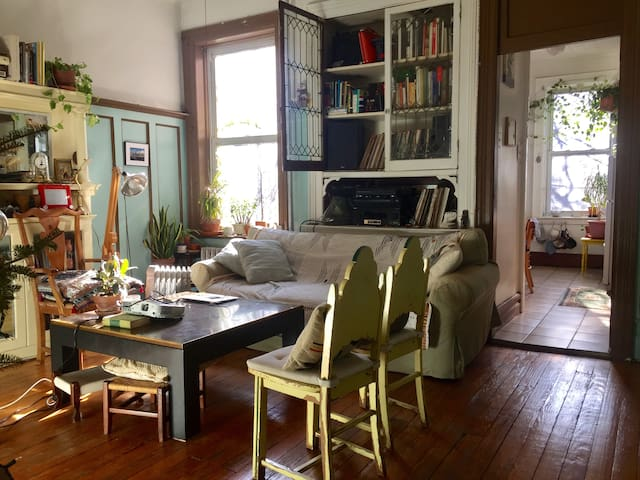 Cozy Room is Crown Heights - Brooklyn - Appartement