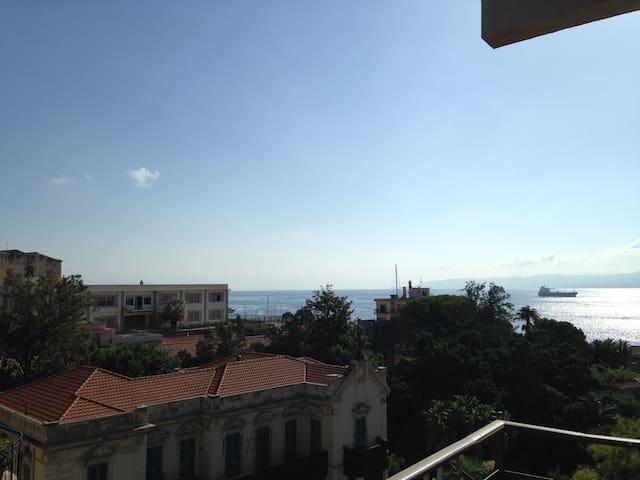 Appartamento panoramico centralissimo - Milazzo - Apartment