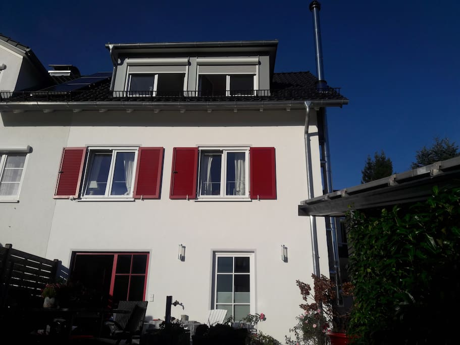 2 zimmer fewo mit bergblick und in seen he apartments for Apartment bodensee