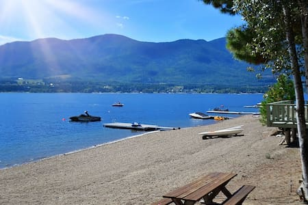 Lakefront Cabin on Shuswap - Scotch Creek