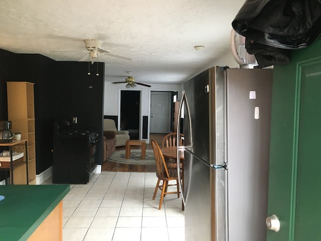 Whole apartment!
