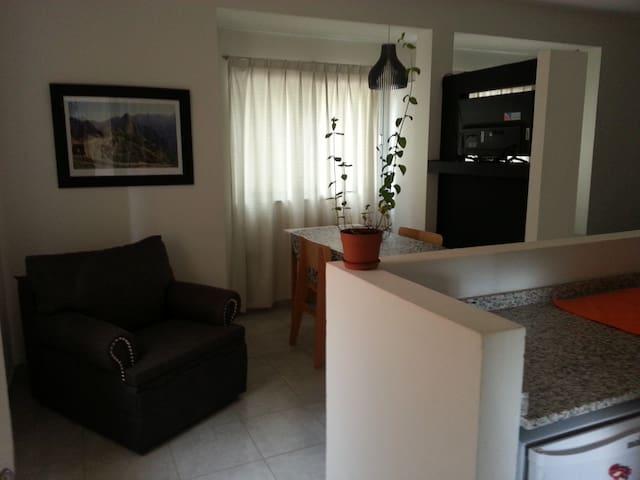 Departamentos Amueblados. - Pilar Centro - Apartment