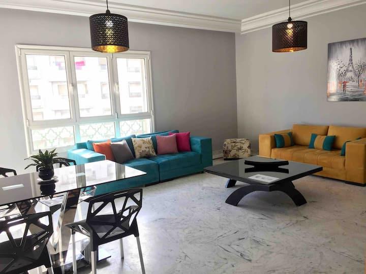 Superbe appartement charmant et fonctionnel