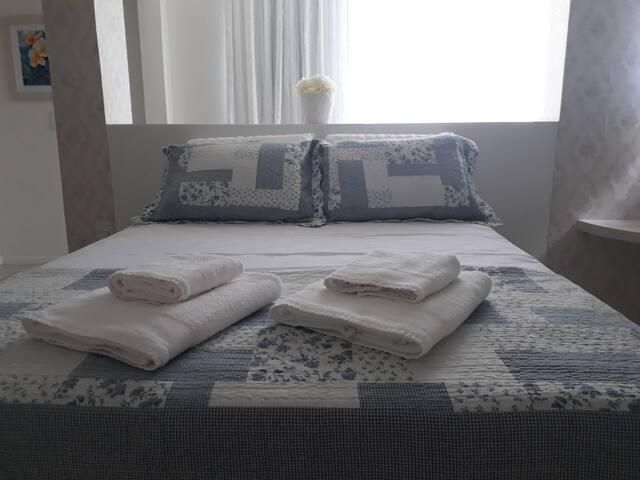 Linda cobertura com 02 suites