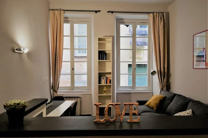 Casa di Claudio: lovely flat in the old town