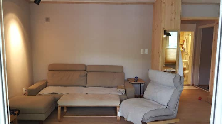 Condominium in yong pyong resort (용평리조트 내 용평콘도)