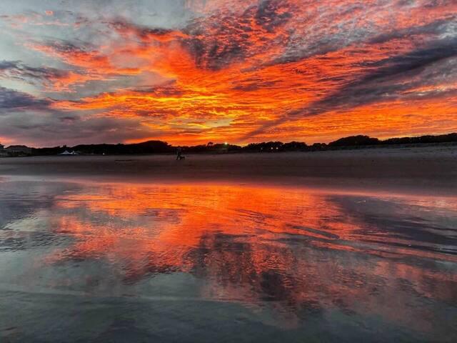 Condo With romantic Ocean/ Inlet Views