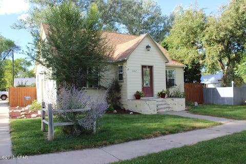 Cute House near Missouri River