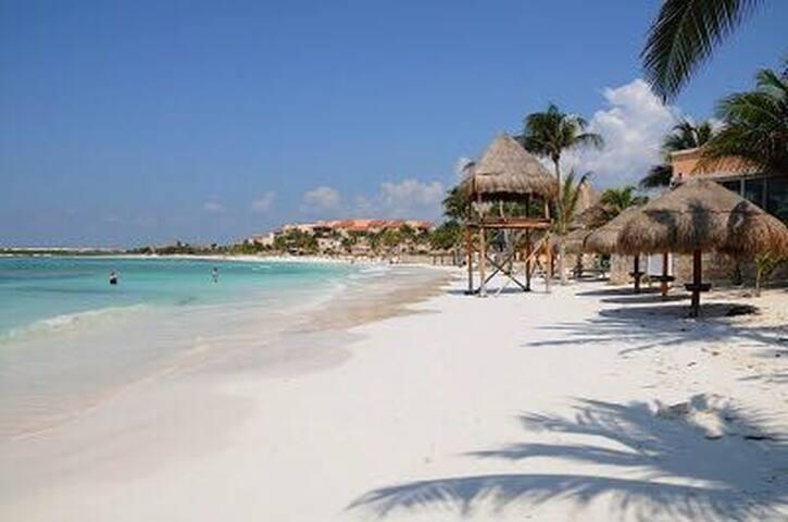 Petite Maison/appart au Caraïbe - Puerto Aventuras - Talo