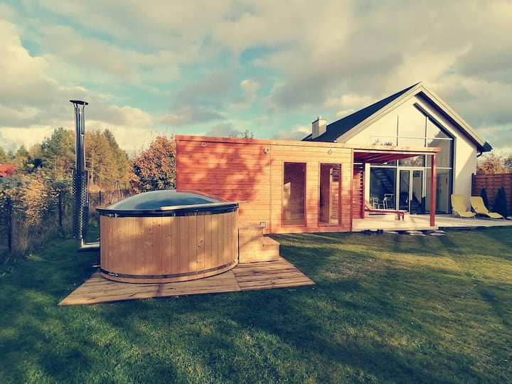 Apartment Na Błotach (sauna & hot tub)