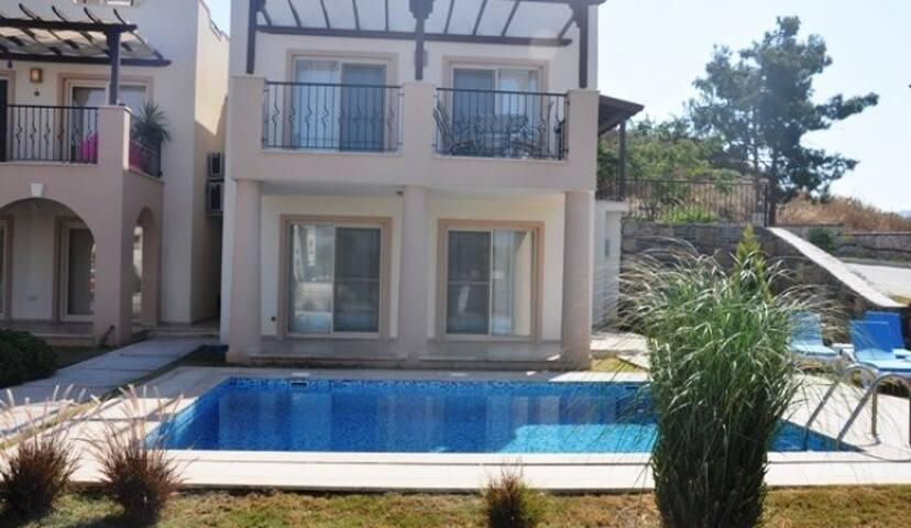 Apollonia 3 Bedrooms Private Pool - Bozbük Köyü - 別荘
