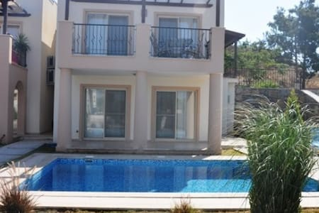 Apollonia 3 Bedrooms Private Pool - Bozbük Köyü - 別荘